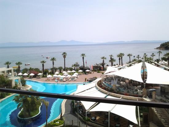 Paloma Pasha Resort: Photo vue de la chambre
