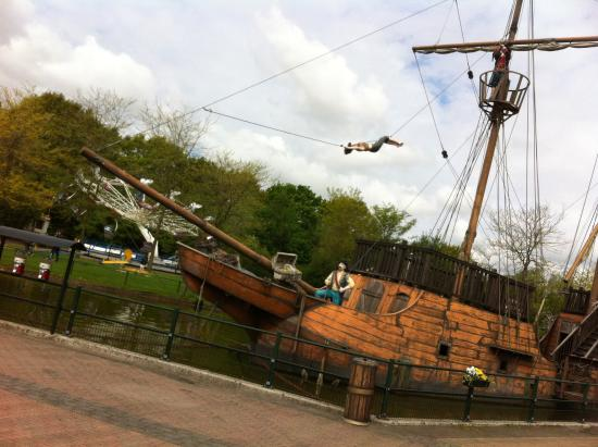 Appelscha, Holandia: Heerlijk dagje uit