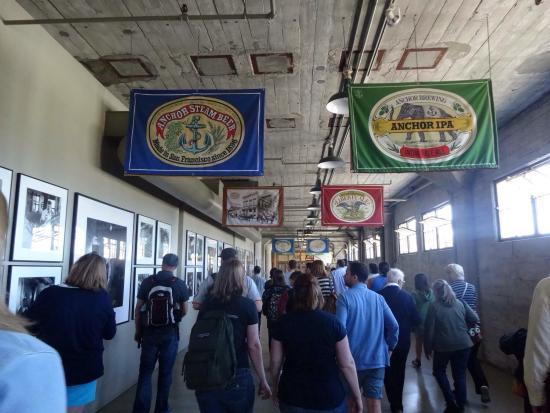 San Fran Brewery Tour