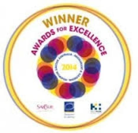 Yogi: Awards of Excellence National Winner 2014.