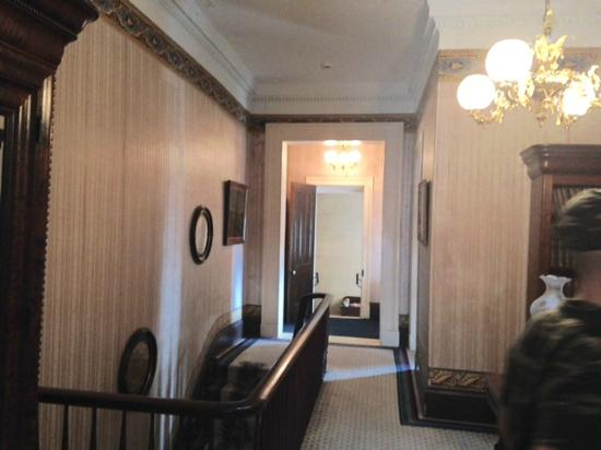 Gallier House interior