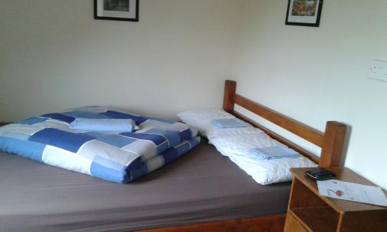 Aille River Hostel : Letto