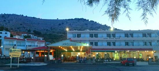 Glyka Nera Restaurant