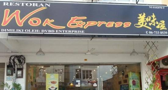Wok Express Nilai