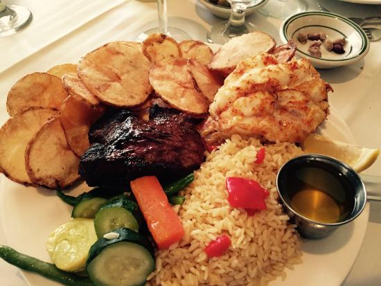 Atlantic Manor: Surf and Turf
