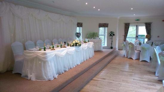 Ceremony Room And Function Room Fit For A Beautiful