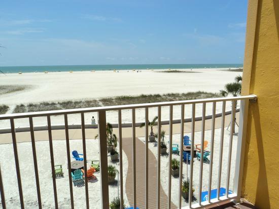 Bilmar Beach Resort View From Balcony Room 316