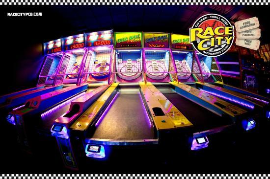 Race City PCB : Classic Arcade Games