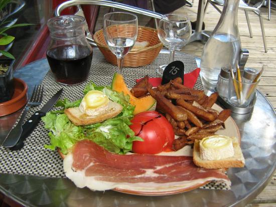 Restaurant L Olivier Saint Antonin Noble Val