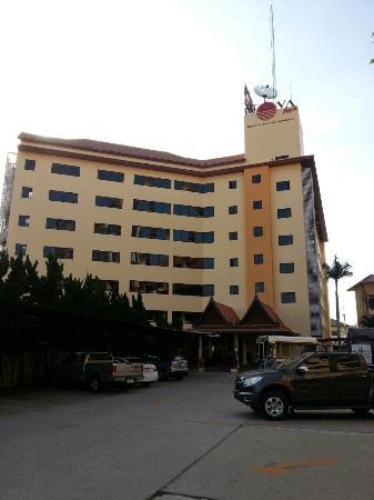 Nova Park Hotel Pattaya: ホテル