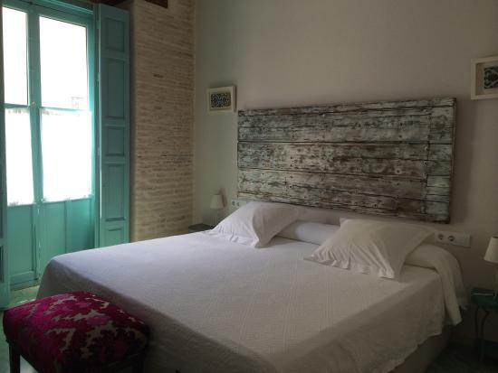 Hotel Casa de Colon: Camera superior numero 202