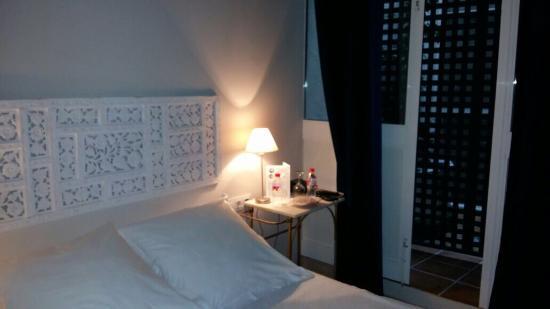 Hotel Casa de Colon: Camera al piano terra numero 2