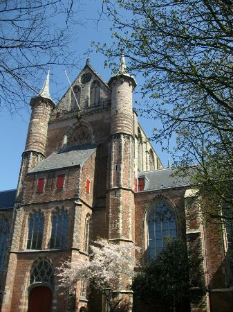 Leiden Walking Tours
