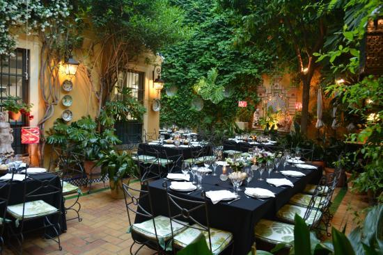 Negro elegante picture of casa manolo leon seville tripadvisor - Casa manolo leon sevilla ...