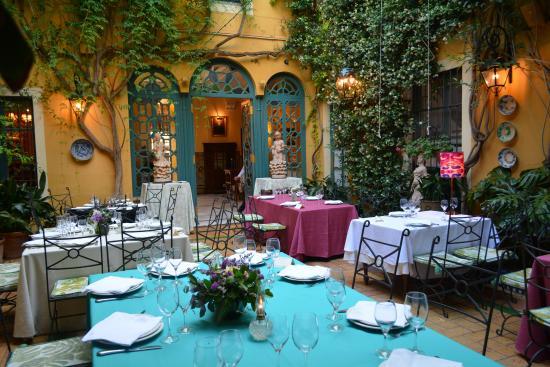 Restaurante casa manolo leon en sevilla con cocina mediterr nea - Casa manolo leon sevilla ...