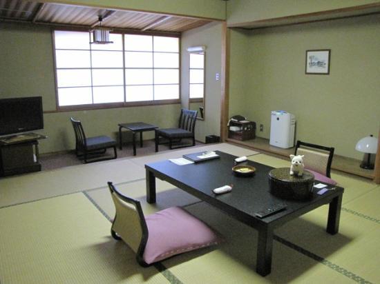 Hagihonjin: 和室