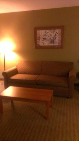 Wingate by Wyndham Little Rock: Realxing and comfy!