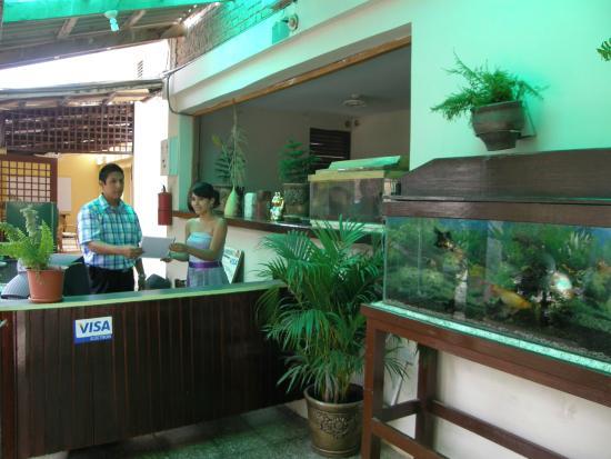 El Algarrobo Inn