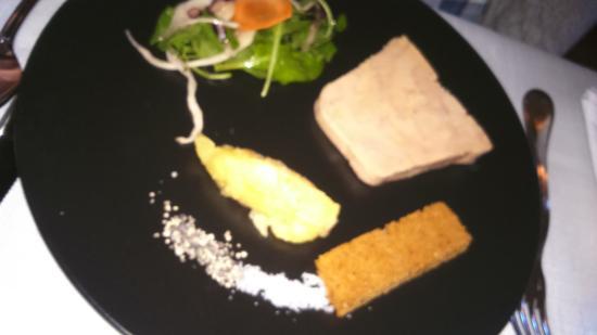 Restaurant Lillebonne Menu
