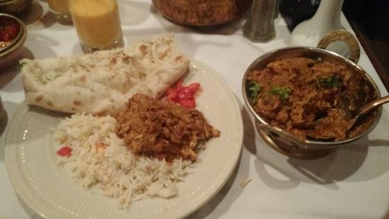 Taj Kabab & Curry