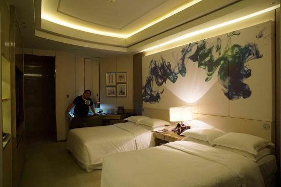 Huzhou, China: bedroom