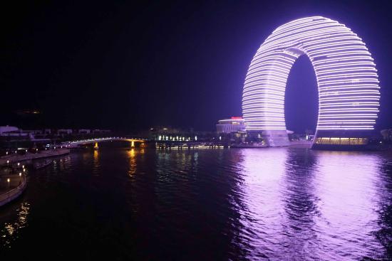 Huzhou, China: exterior