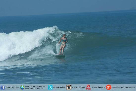 Premier Surf Camp: Surfer house
