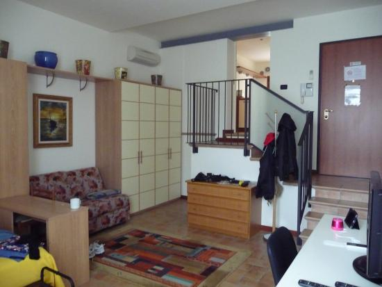Residence Palazzo Brando: The appartment
