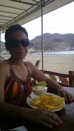 El Buen Gusto Restaurant: Coctel de Camarones