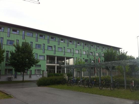 Kolpinghaus Salzburg: Hostel
