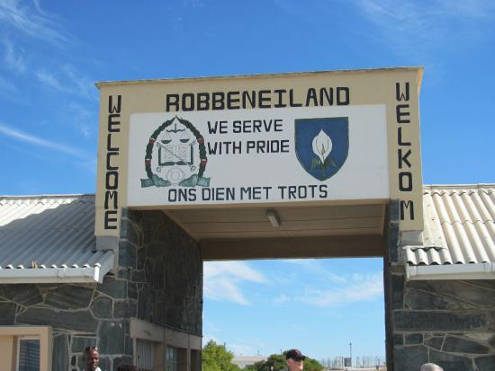 Cape Town Seamore Express Tours and Guesthouse: Robben Island