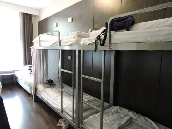 Hotel Van Gogh: Quarto 6 pessoas