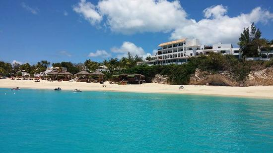 Simpson Bay, St-Martin/St Maarten : One of our gorgeous stops!