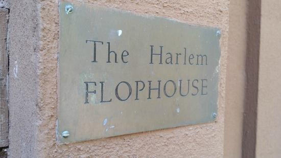The Harlem Flophouse: The Flophouse
