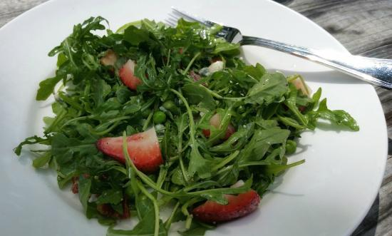Tuthill House at the Mill: Spring Pea Salad