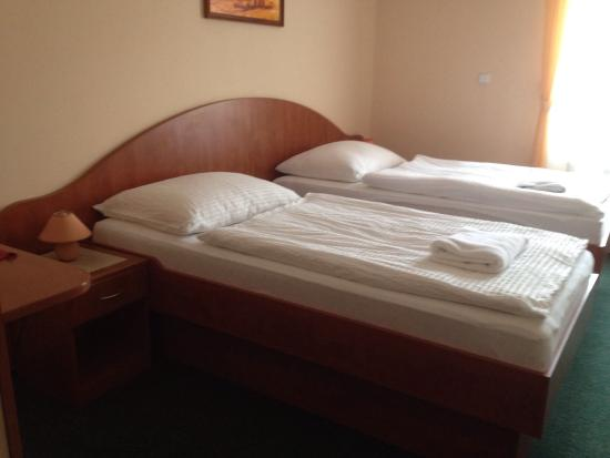 Hotel Palace: 3-Bett Zimmer 203