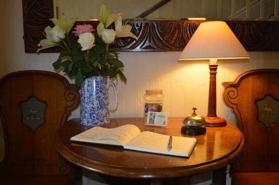 Rebleen Guest House: Reception