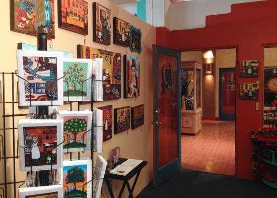 Victoria de Almeida Studio Gallery