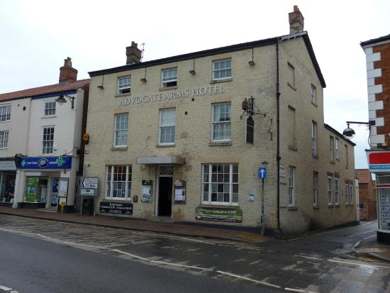 Advocate Arms Hotel: Hotel