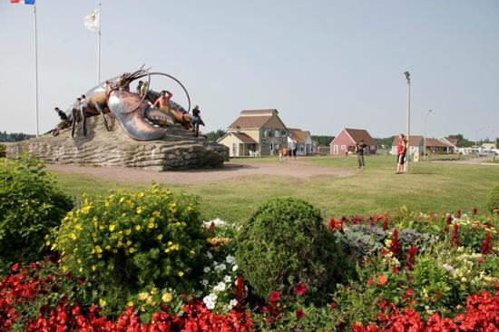 Shediac, Καναδάς: The Giant Lobster at Rotary Park