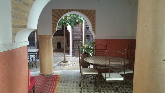 Patios árabes - Picture of Riad Itrane, Marrakech - TripAdvisor