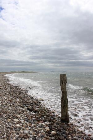 Horsens, Danimarka: Havet kan nydes fra alle steder