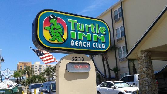 Turtle Inn Beach Club Daytona Beach Fl