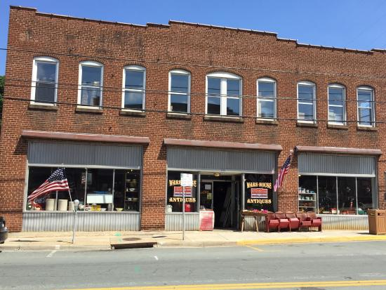 Warehouse Antiques