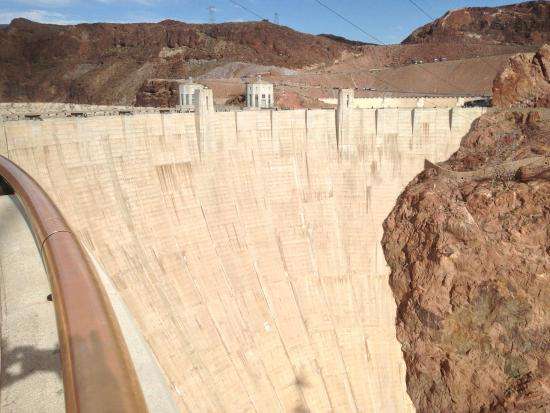 Water Body Picture Of Hoover Dam Bypass Las Vegas Tripadvisor