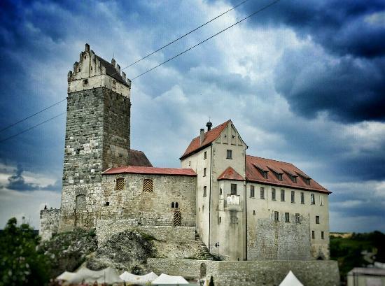 Frickingen, Deutschland: Burg Katzenstein