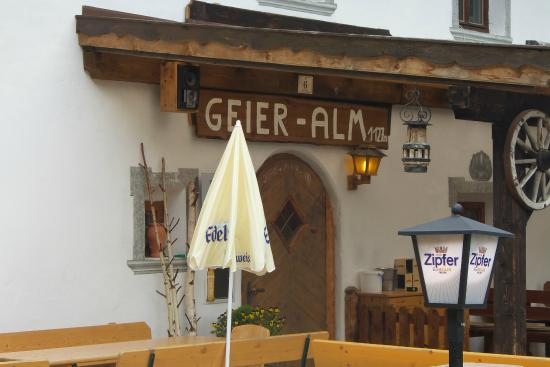 Geier Alm Restaurant Pizzeria