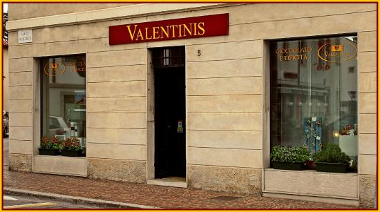 Valentinis Chocolate