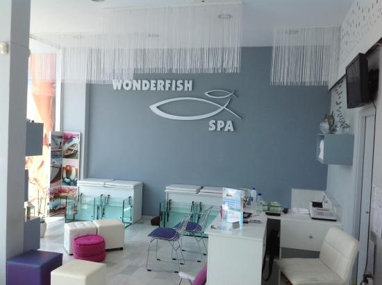Wonderfish spa