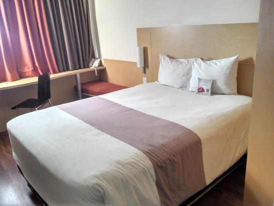 Hotel Ibis Hermosillo: Habitación
